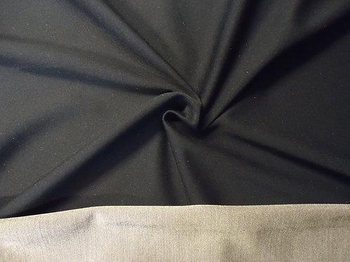 Tencel-silver, black