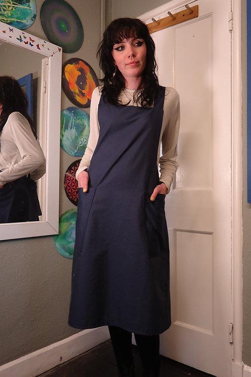 Protection pinafore dress