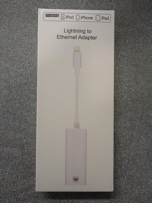 Lightning to Ethernet Adaptor