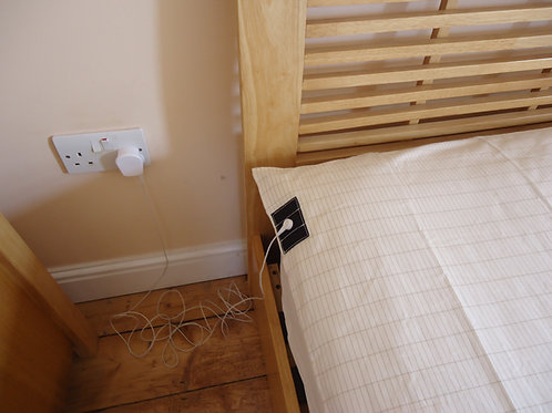 Grounding Bed Sheet with Plug
