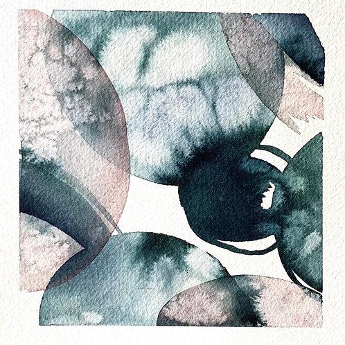 "Grounding Collision  (8x8"")"