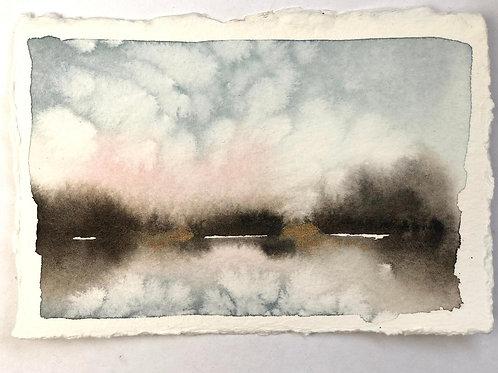 """The Dawn (4x6"""")"""