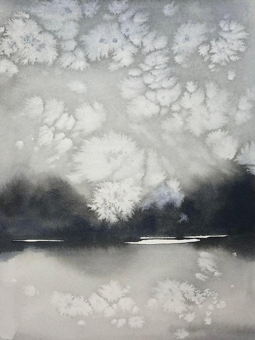 The Clouds (8x10 art in a 16x20 mat)