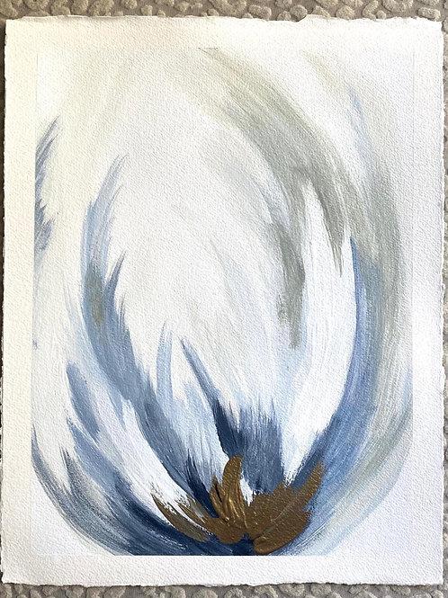 "Bloom 1 (14x18"")"