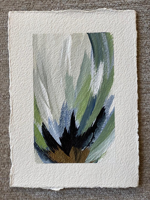 "Bloom 2 (5x7"")"
