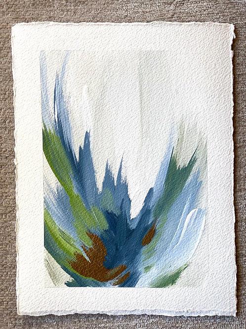 "Bloom 3 (8x10"")"