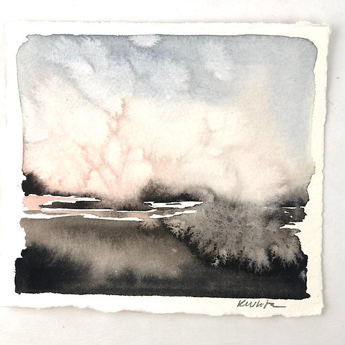 Soft Sunset (5x6) #9