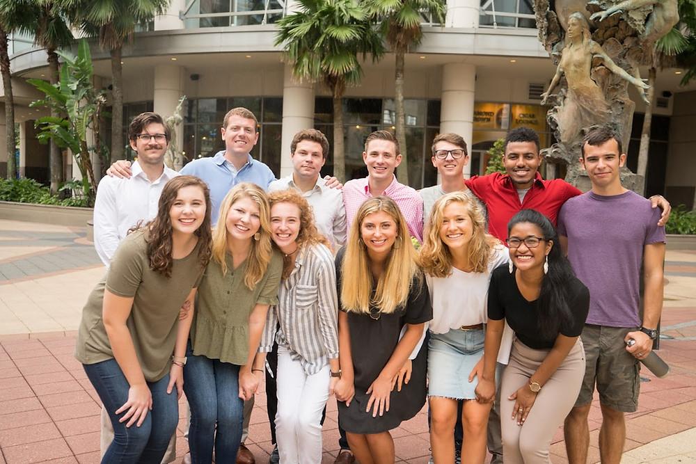 The Fellows Initiative network of Christian leadership development program