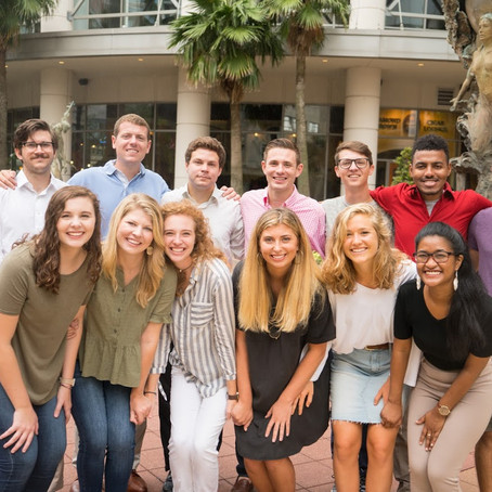 Starting Well: Reflecting on the Orlando Fellows' Inaugural Year