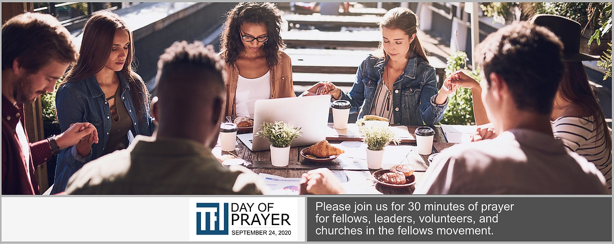 Day of Prayer for Website - Main Page -