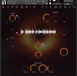 Nuphoric Elements - Master