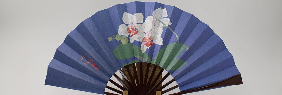 中島千波ミニ飾り扇子