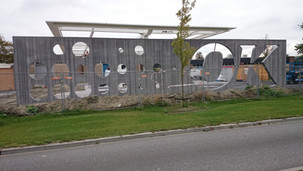 Scheidingswand OK Middelburg