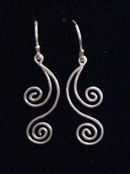 Arabesque Dangle Earrings