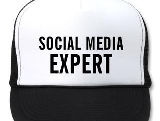Red Flag: Social Media Expert