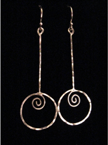 Pirouette Dangle Earrings
