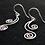 Thumbnail: Arabesque Dangle Earrings