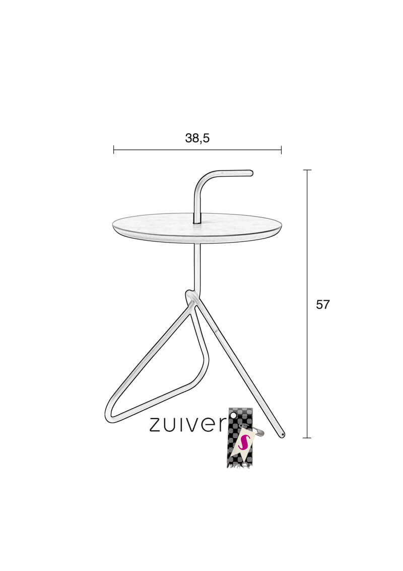 Zuiver_Handle-side-table_stiegler-wohnkultur3