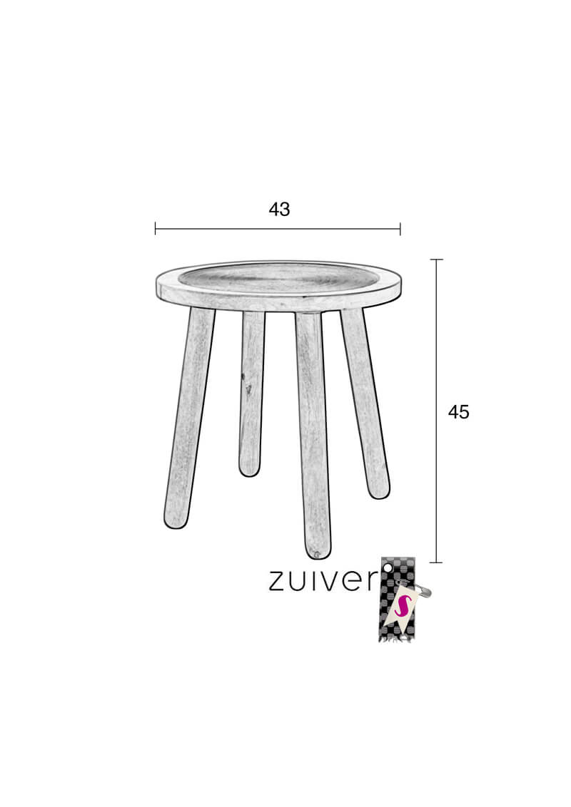Zuiver_Dendron-side-table_stiegler-wohnkultur5