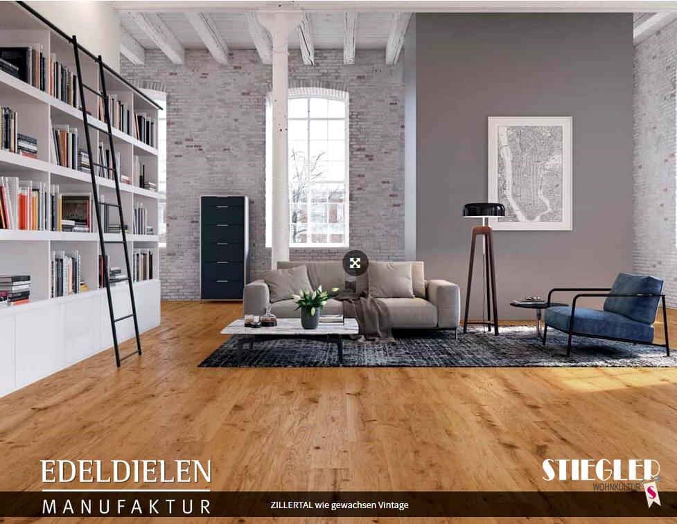 Edeldielen_Parkett_Zillertal_vintage_sti
