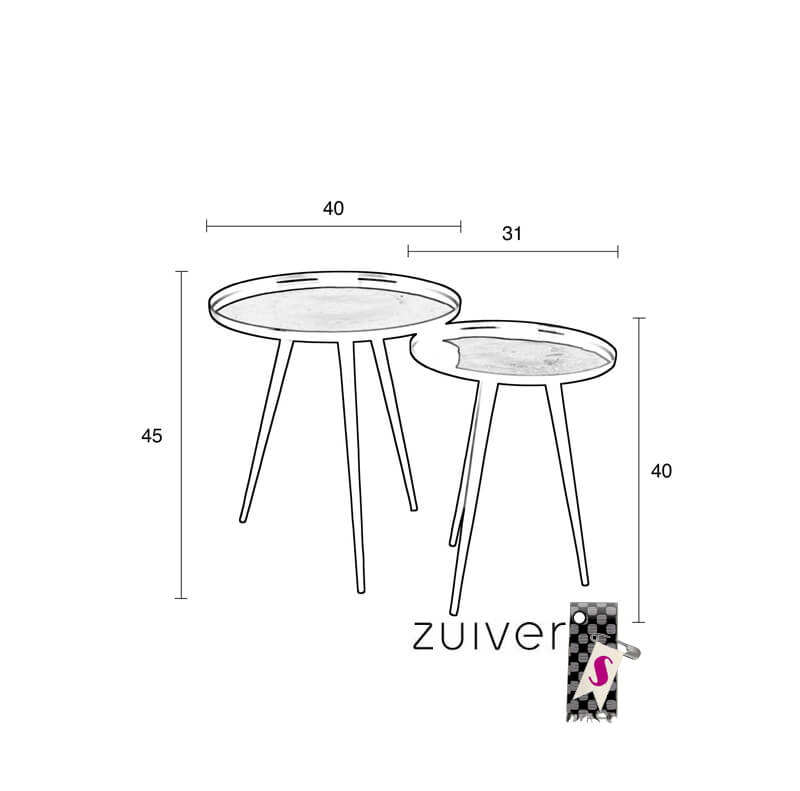 Zuiver_Flow-side-table_stiegler-wohnkultur3