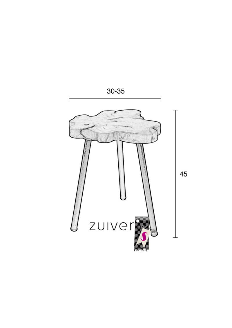 Zuiver_Treetop-side-table_stiegler-wohnkultur4