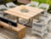 Gartenmöbel bei Stiegler Wohnkultur
