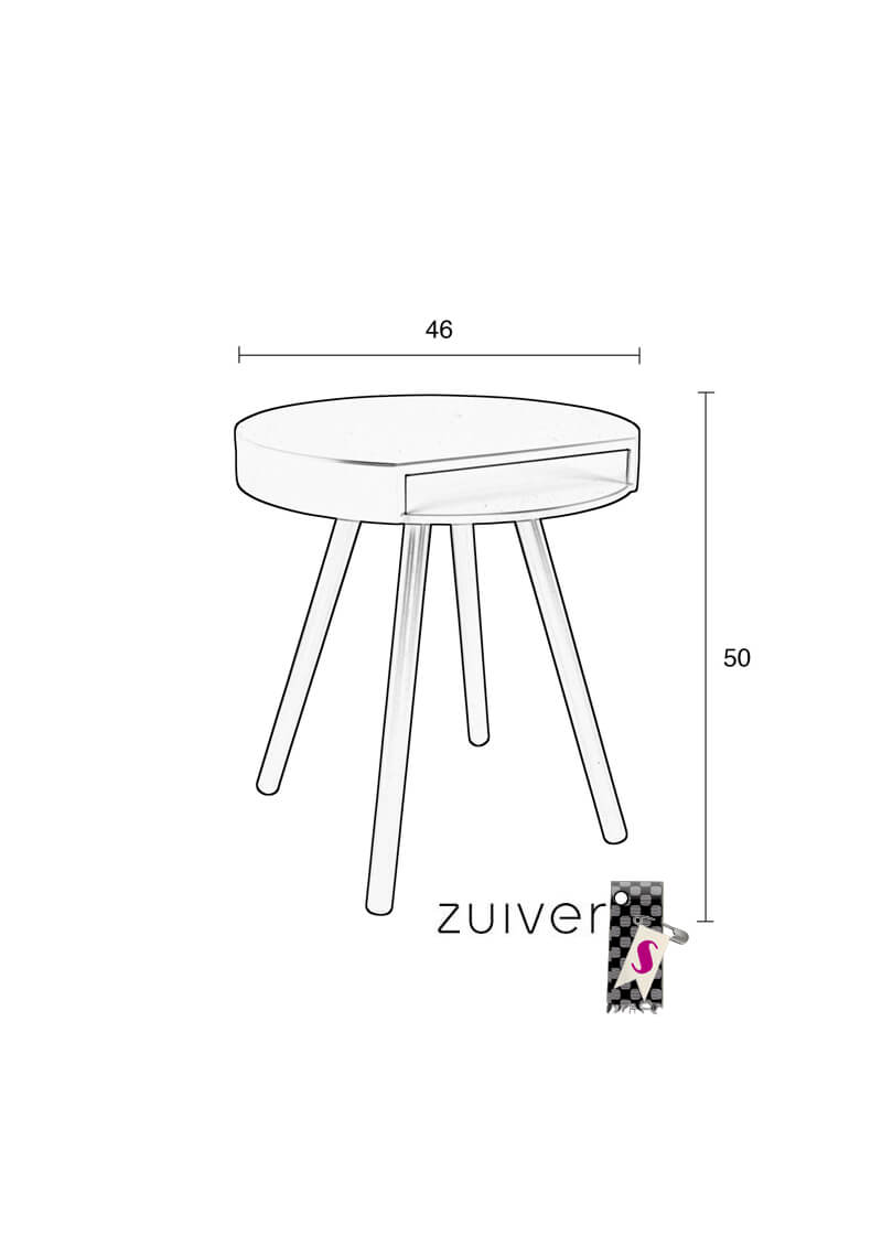 Zuiver_Hide+Seek-side-table_stiegler-wohnkultur5