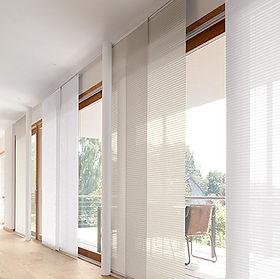 Sicht- und Sonnenschutz bei Stiegler Wohnkultur
