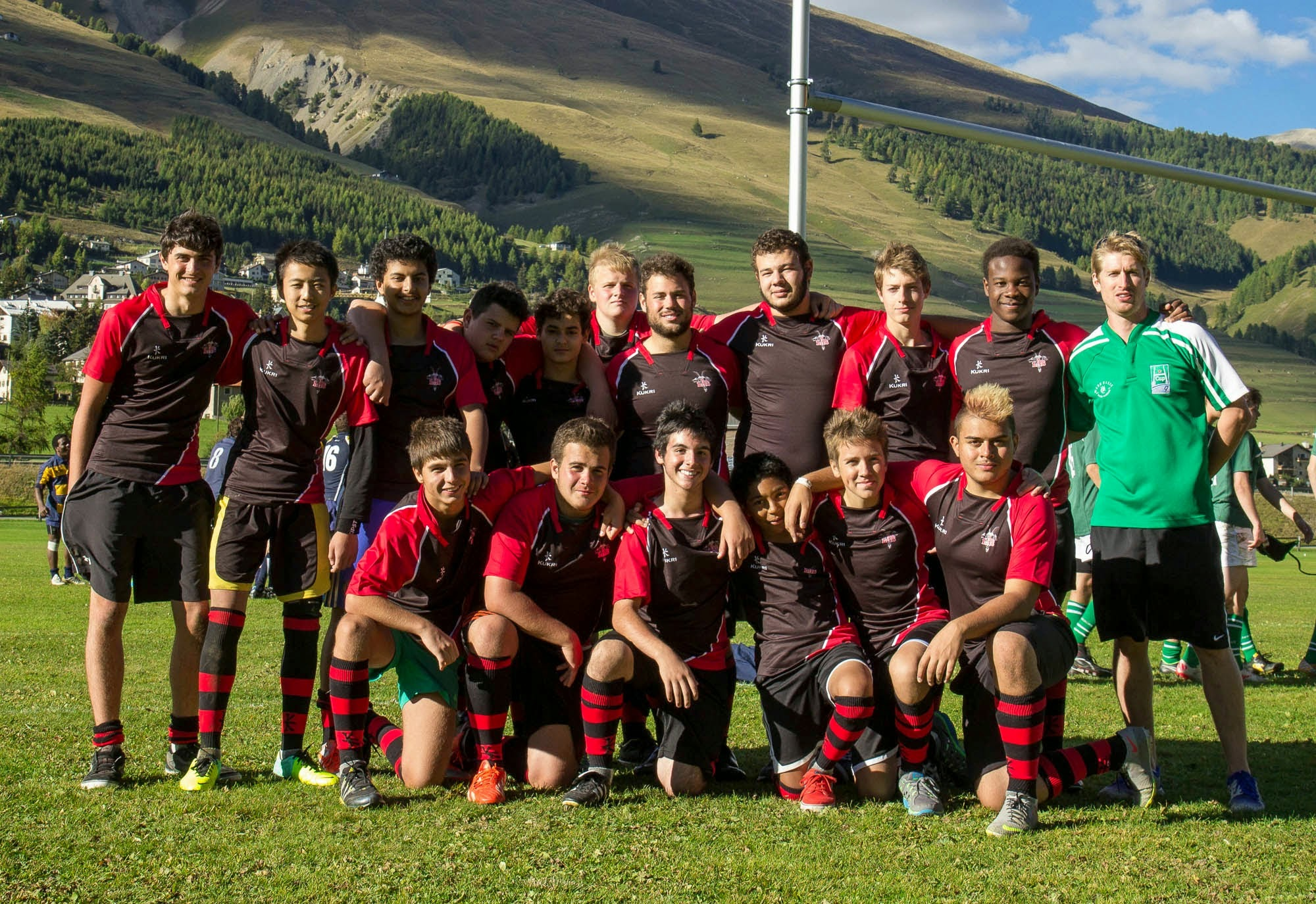 Boys Rugby Team