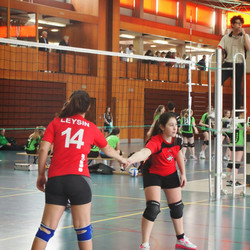 2015 Girls Volleyball Invitational, Lausanne