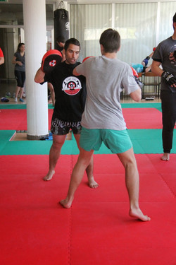 Kick boxing & Martial Arts
