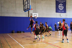 ESSL Basketball Tournament, Geneva,