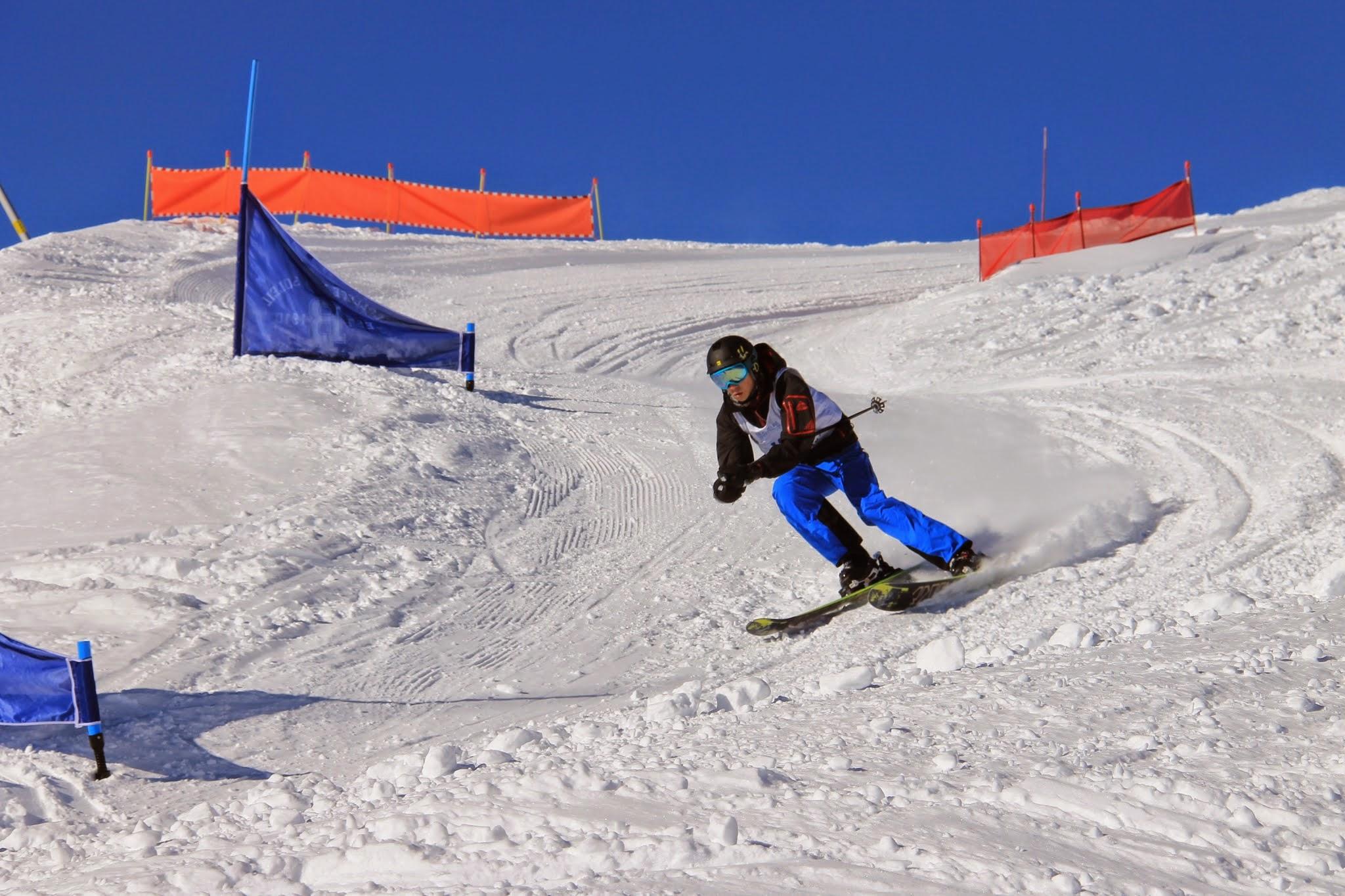 SGIS Freestyle Ski and Board Champs