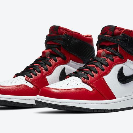 """Air Jordan 1 High OG WMNS """"Satin Snake"""""""