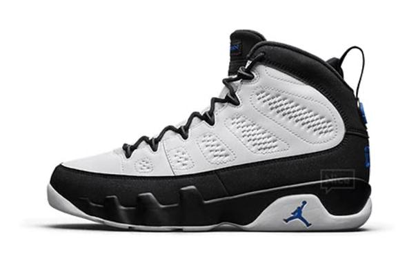 """Air Jordan 9 Retro """"University Blue"""""""