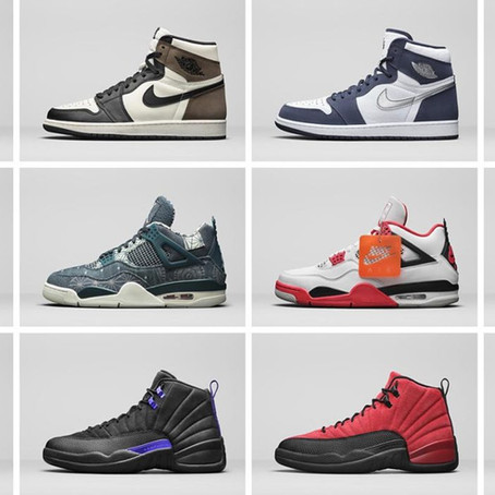 Jordan Brand 2020 Holiday Releases - Early Look!