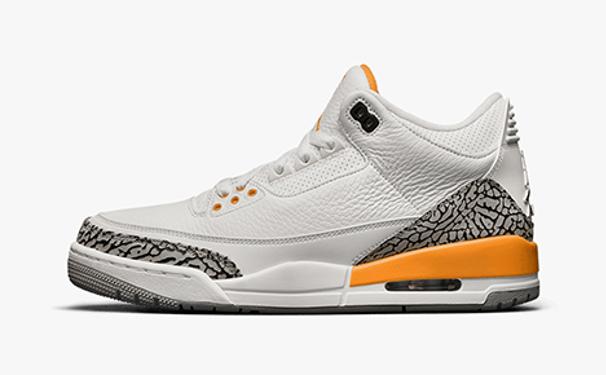 """Air Jordan 3 Retro """"Laser Orange"""""""