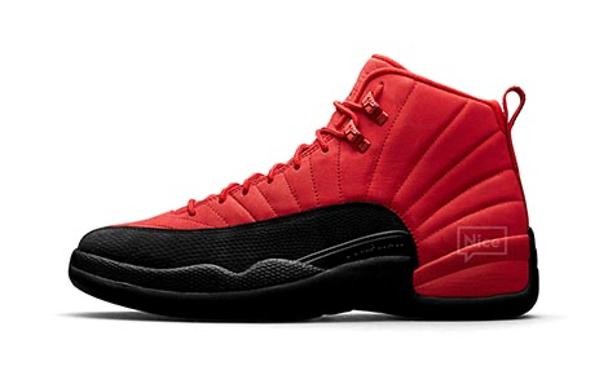 """Air Jordan 12 Retro """"Reverse Flu Game"""""""