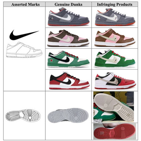 Nike's lawsuit against LA designer Warren Lotas