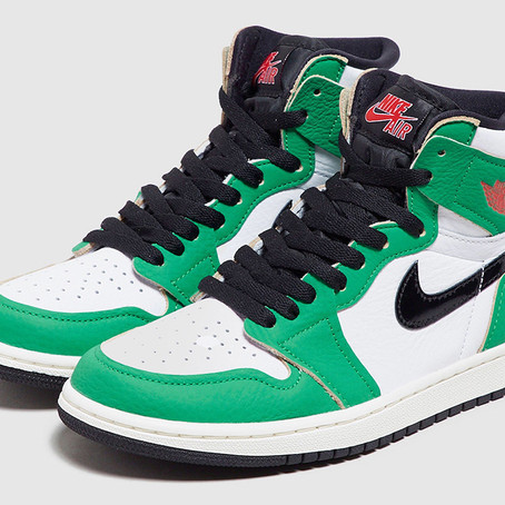 "Air Jordan 1 High OG ""Lucky Green"" Womens"