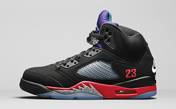 "Air Jordan 5 Retro ""Top 3"""