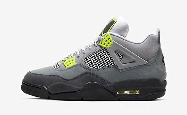 """Air Jordan 4 Retro SE """"Neon"""""""