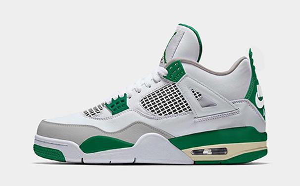 "Air Jordan 4 Retro SP ""Pine Green"""