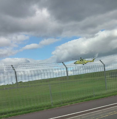 Yeovil Helicopter