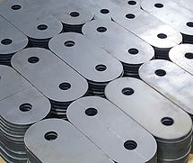 """Laser Cutting, 1"""" Steel, 1/2"""" Stainless"""