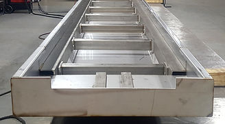 Steel, Stainless, and Aluminum Fabrication