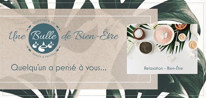 Bon Cadeaux - Carte 100€