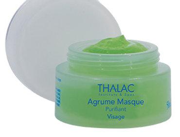 Masque Agrumes