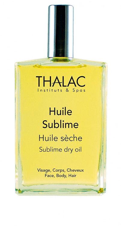 Huile sublime - Thalac